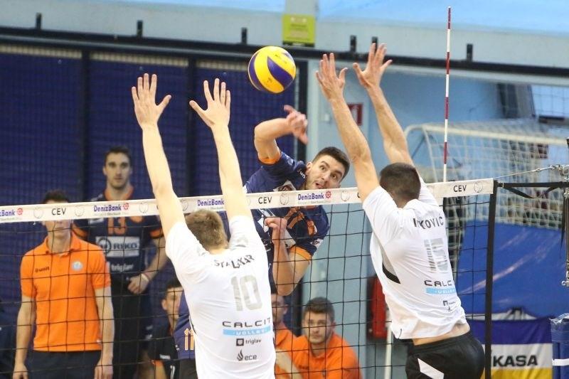 Slovenski predstavniki dobili nasprotnike v evropskih tekmovanjih