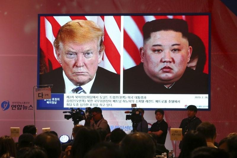 Pjongjang pozval Seul, naj se ne vmešava v njihove pogovore z ZDA