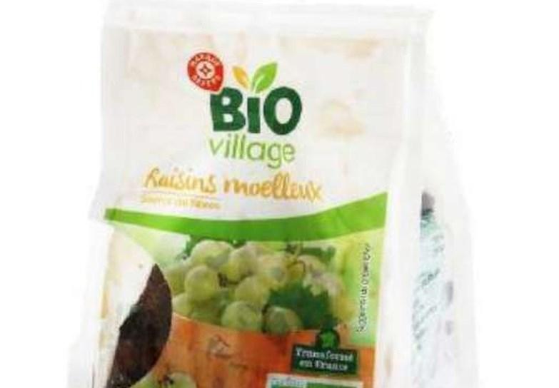 Odpoklic rozin Raisins Moelleux Bio 250 g