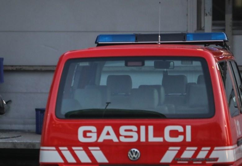 V požaru v podjetju v Slovenski Bistrici za 70.000 evrov škode