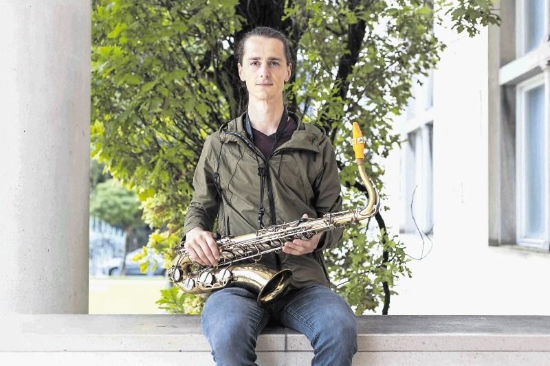 Boštjan Simon, jazzovski saksofonist: Presenečenja tudi za vajeno jazzovsko uho