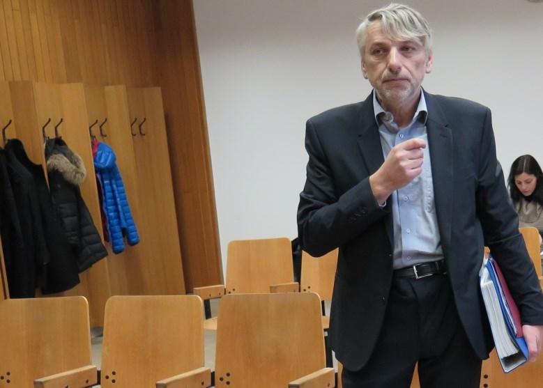Novinarju Vodušku se obeta uspešna pritožba na višjem sodišču