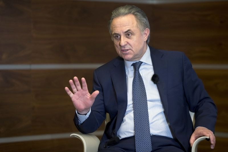 CAS ukinil olimpijski suspenz podpredsedniku ruske vlade Mutku