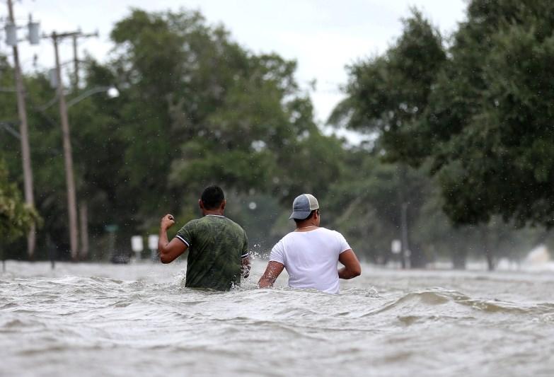 Tropska nevihta Barry dosegla obalo Louisiane