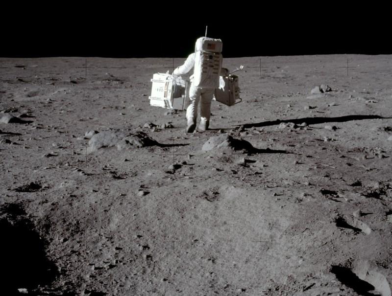 Obletnico pristanka na Luni bodo obeležili tudi v Sloveniji