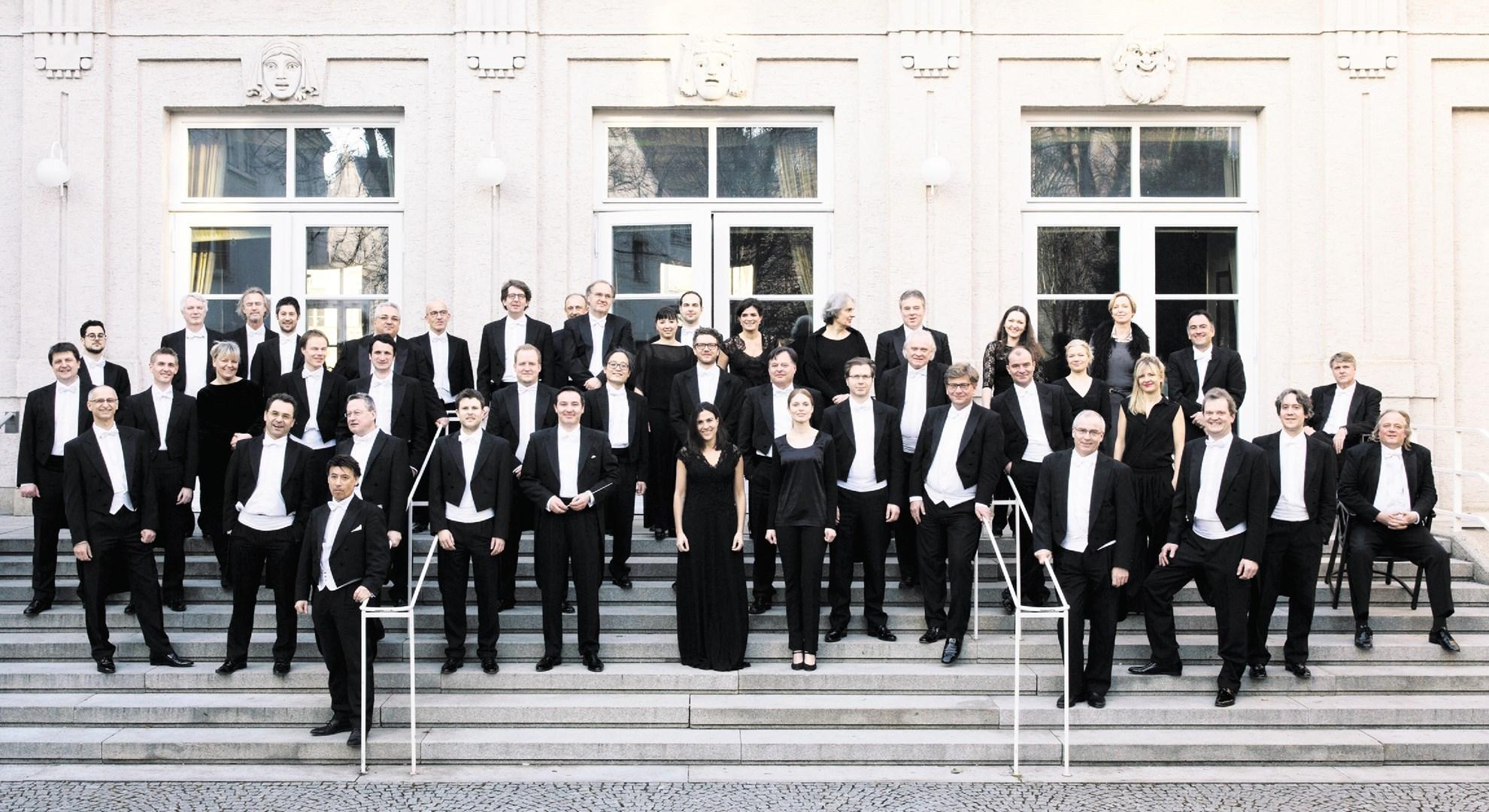 Münchenski radijski orkester in Zbor Bavarskega radia: Večer virtuozno izbrušenega sodelovanja
