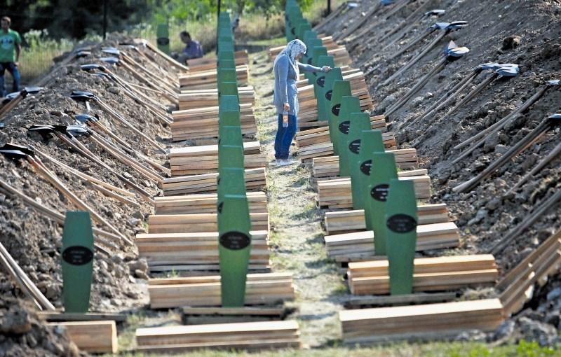 Nizozemsko vrhovno sodišče državi pripisalo manjšo odgovornost za pokol v Srebrenici