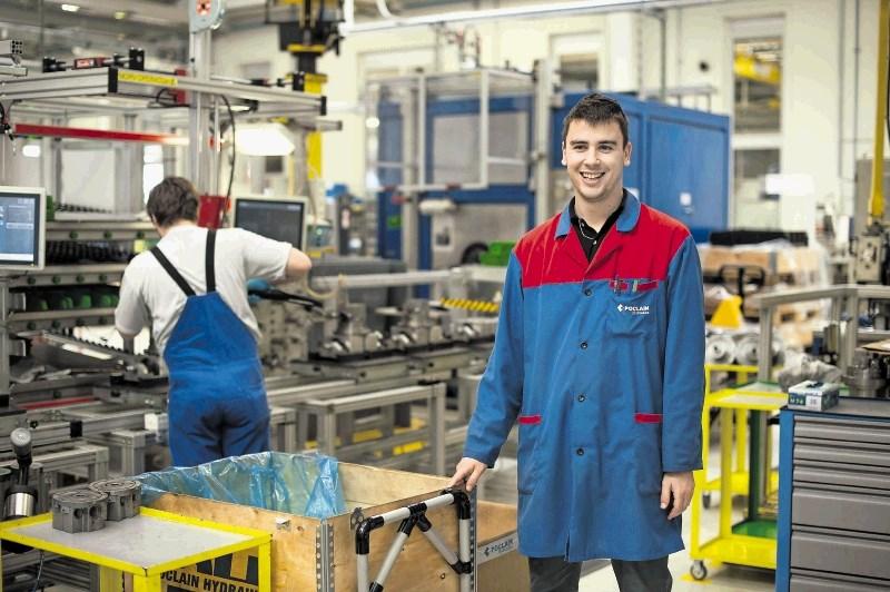 Priložnost za strojnike, mehatronike in logiste