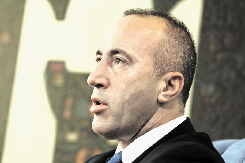 Kosovski premier Haradinaj po pozivu na sodišče odstopil