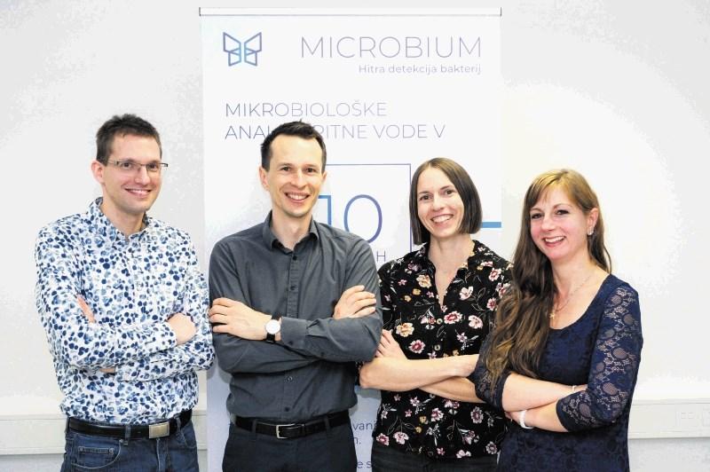 Microbium: Pomoč industriji z detekcijo in odstranjevanjem mikrobov