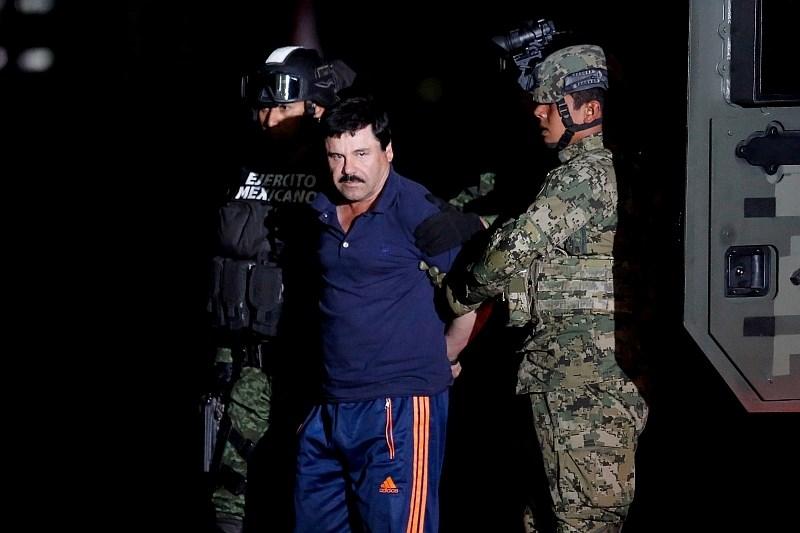 El Chapa premestili v strogo varovani zapor