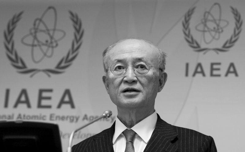 Umrl dolgoletni generalni direktor IAEA Amano