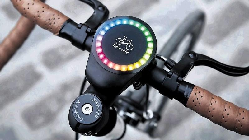Naprava za pametno poganjanje pedalov