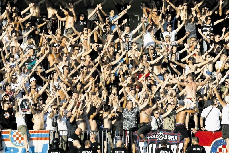 Pri Hajduku znova vroč uvod v sezono