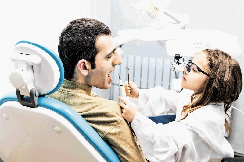 Prvič z otrokom na obisku pri zobozdravniku