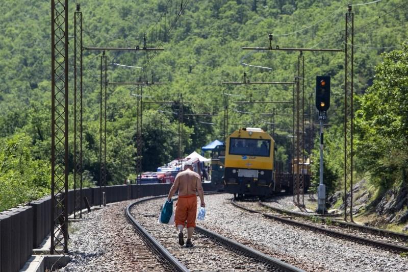 Železniška proga Divača-Koper zopet odprta