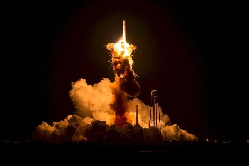 Sevanje po eksploziji ruske rakete za 16-krat preseglo naravno vrednost