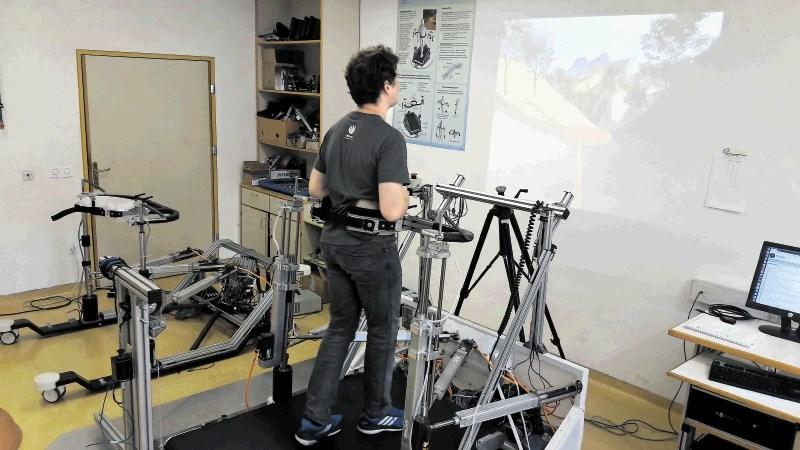 Za izboljšanje mobilnosti invalidov