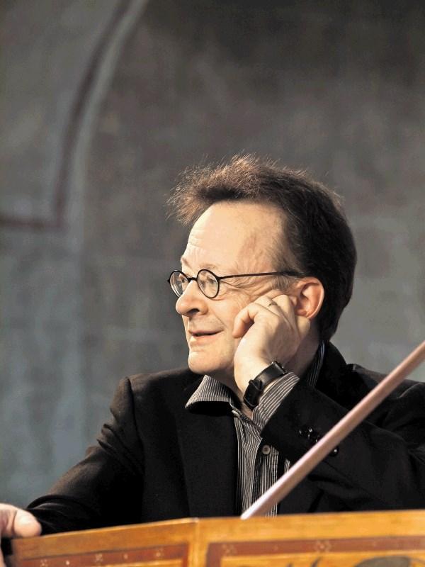 Rudolf Lutz, švicarski organist in dirigent: potovanje čez veliko gorovje