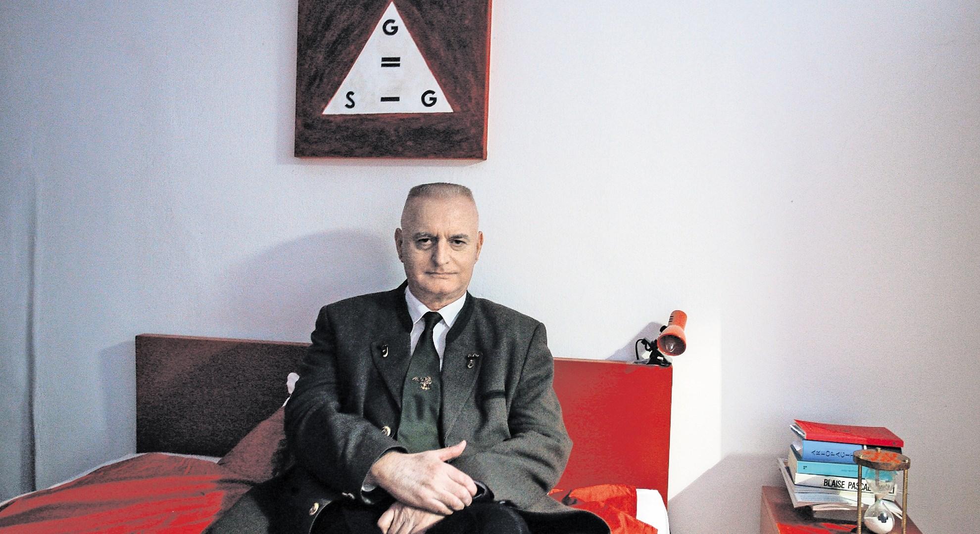 Peter Mlakar, filozof, pesnik, pisatelj in performer: »Gospod Mlakar, jaz vas nič ne razumem…«