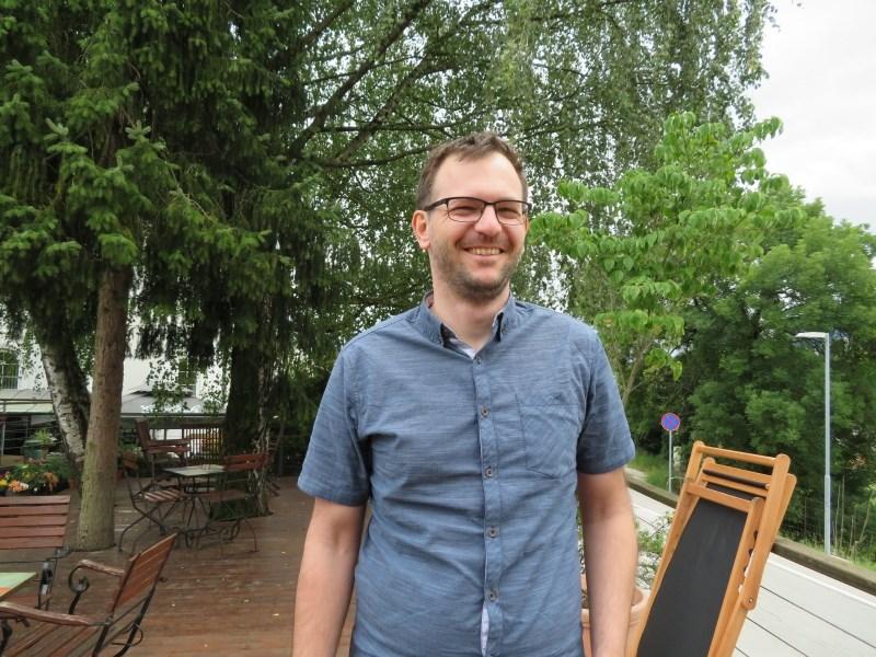 Dr. Gašper Kokot, fizik iz Čikaga: Štruca kruha kot umetniška stvaritev