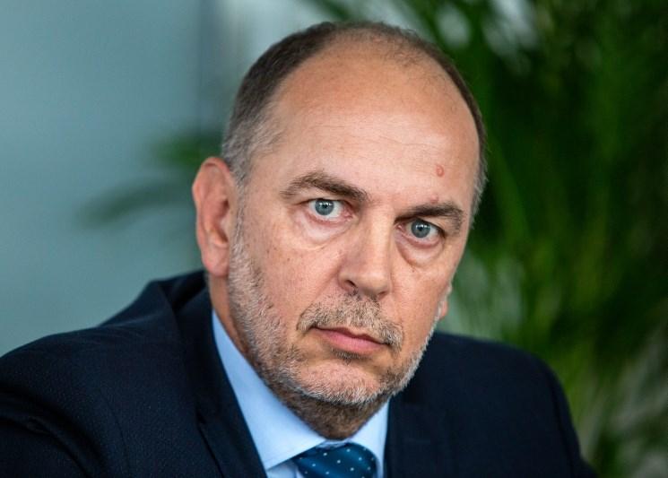 Gabrijel Škof prihaja v upravo SDH, Andrej Božič iz nje odhaja