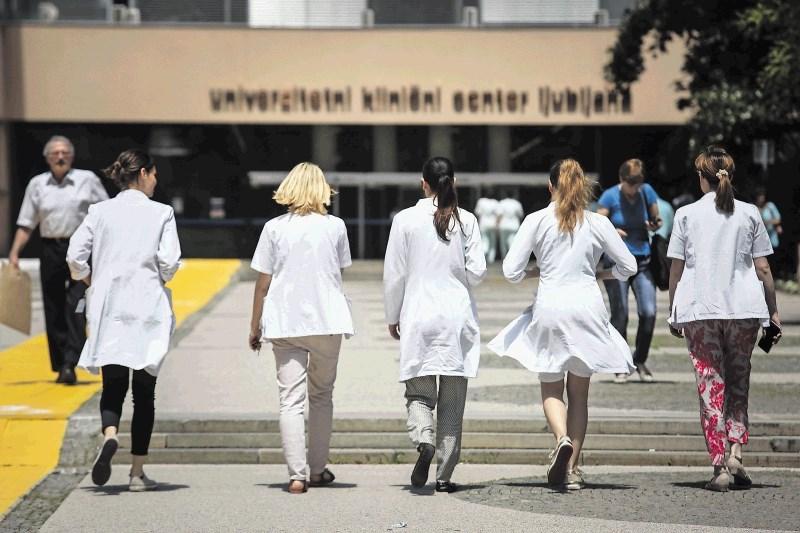 V ljubljanskem kliničnem centru se je začela gradnja novega laboratorija