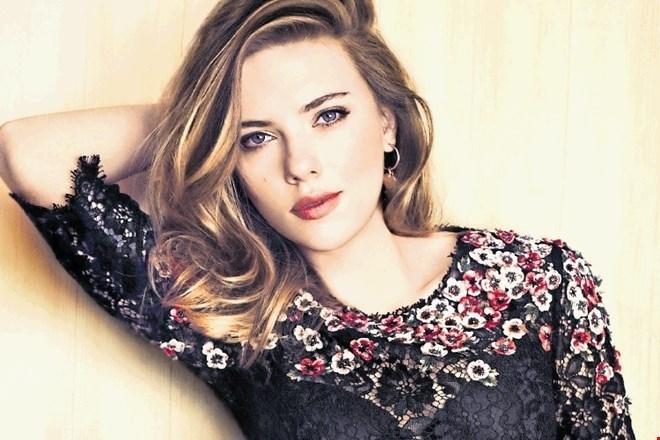 Scarlett Johansson na vrhu Forbesovega seznama najbolje plačanih igralk
