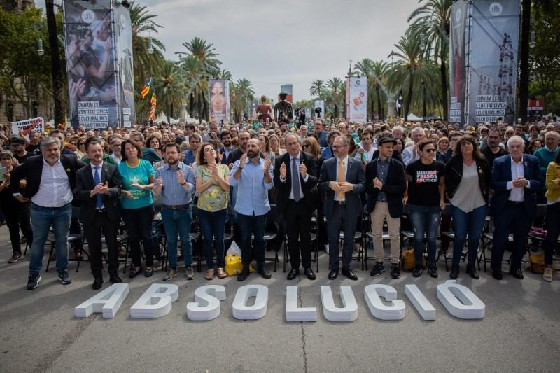 Hauck: Katalonci ob nacionalnem prazniku vztrajajo v boju za demokracijo