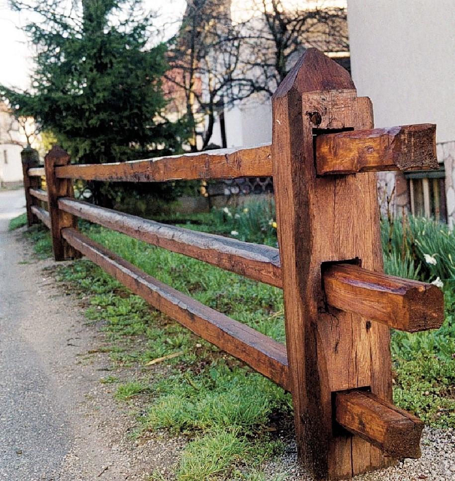 Jesenska zaščita lesa pred vremenskimi vplivi
