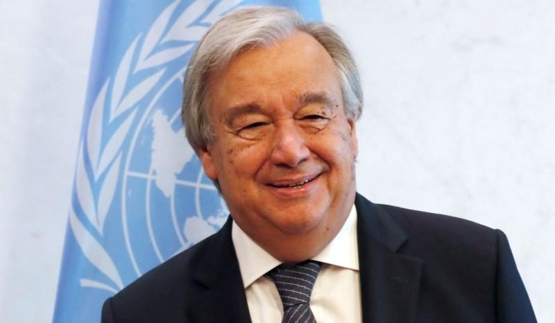 Generalni sekretar ZN za zaščito verskih objektov in verujočih po svetu