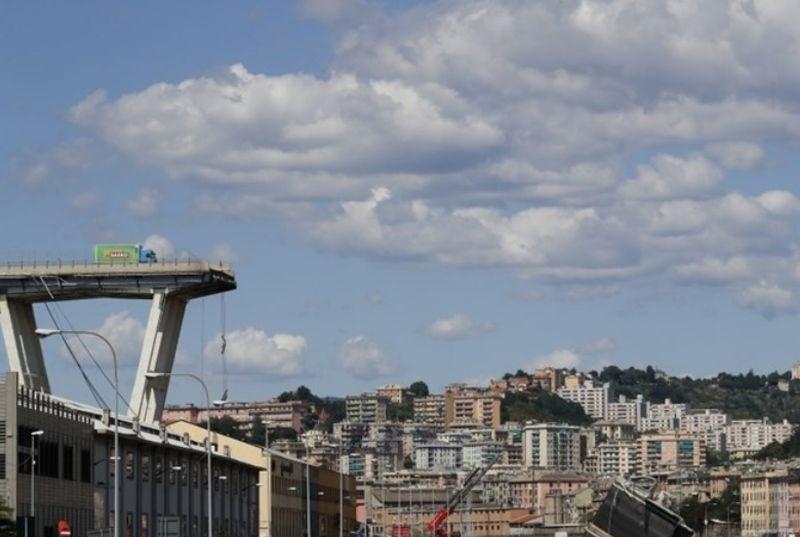 V Genovi aretacije zaradi lanskoletnega porušenja avtocestnega viadukta
