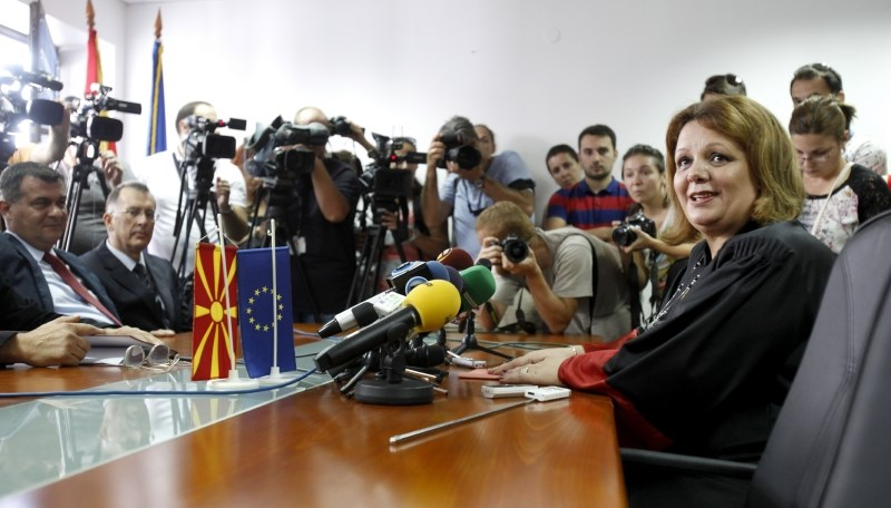 Sobranje izglasovalo odstavitev vodje posebnega tožilstva Janeve