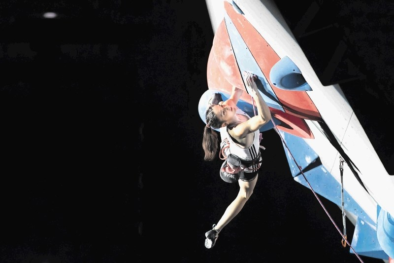 Mia Krampl, športna plezalka: Reprezentanca moja druga družina
