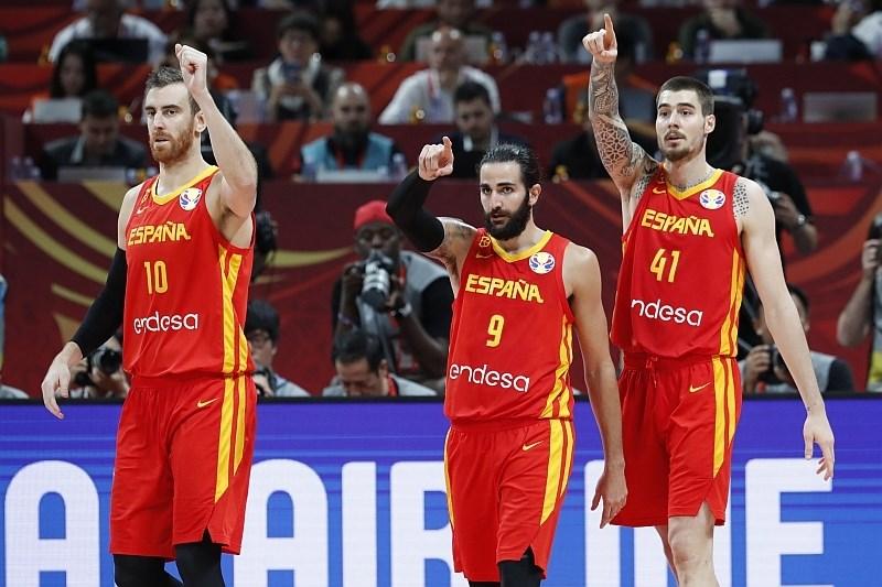 Španski košarkarji drugič svetovni prvaki, Argentina nemočna