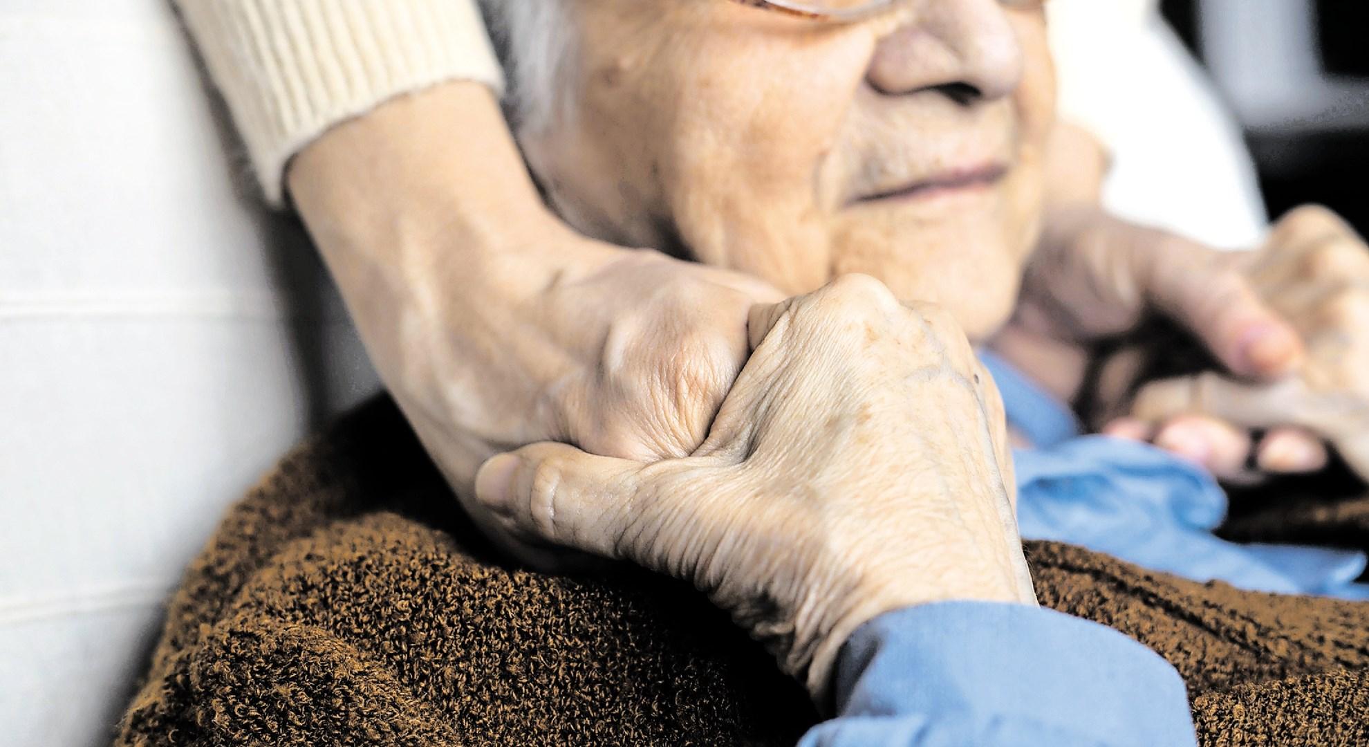 Demenca: bolnik kot bitje z dostojanstvom