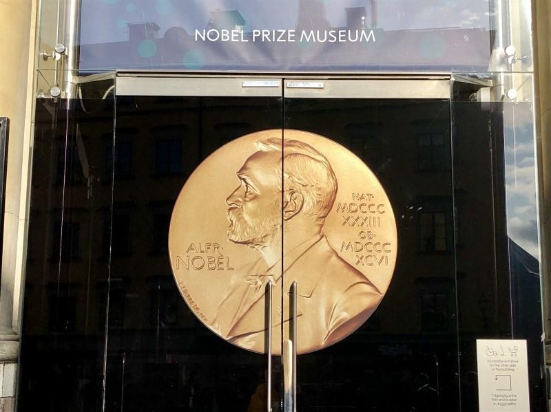 Nobelova nagrada za prispevek k razumevanju razvoja vesolja in mesta Zemlje v njem
