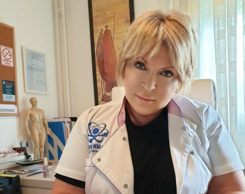 Elena Parigina, ruska znanstvenica: Zvočni zapis DNK zdravi