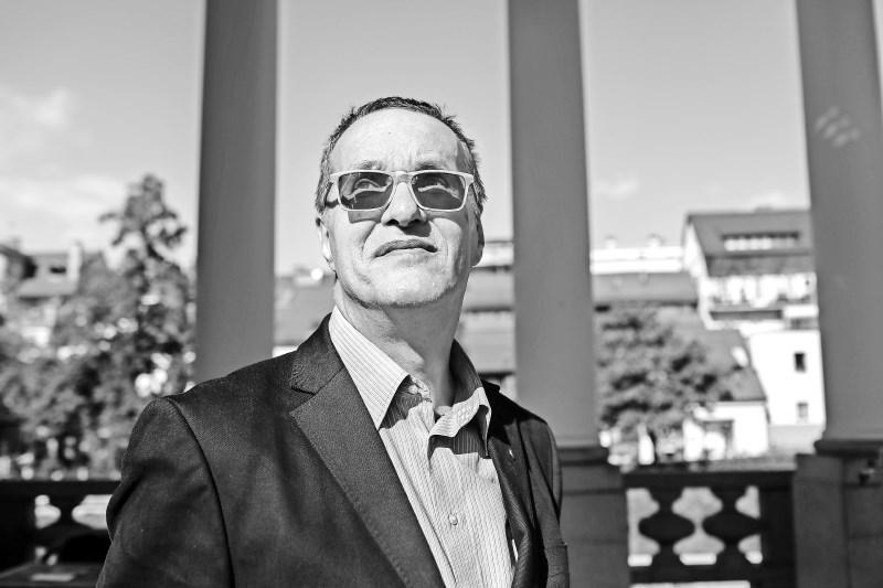 Kajtimir Kunc, civilna iniciativa Za upokojence gre: V tej državi kaj dosežejo samo tisti, ki so glasni