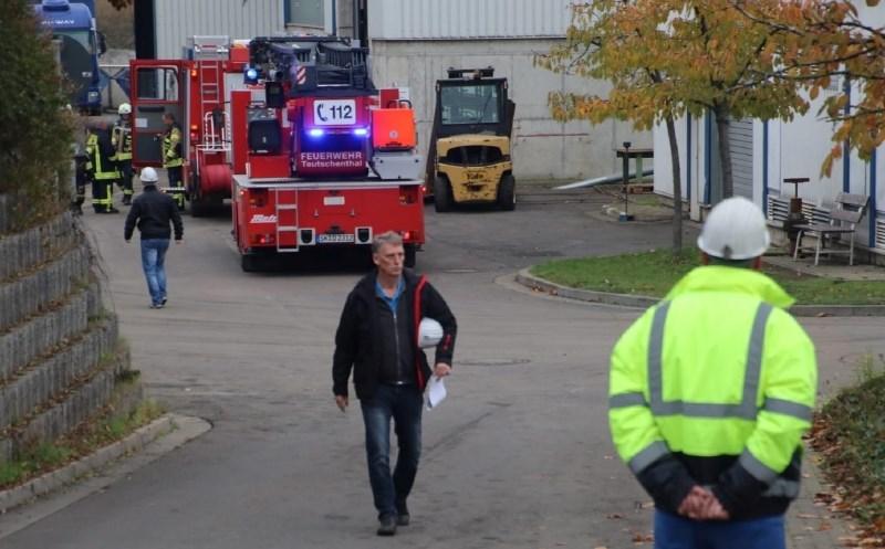 Po eksploziji v rudniku v osrednji Nemčiji ujetih 30 rudarjev