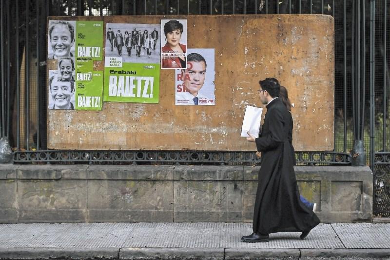 Volitve bo krojila katalonska kriza