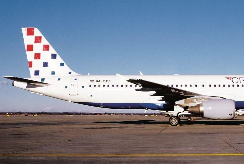 EX-YU Aviation: Hrvaška v prodajo Croatie Airlines
