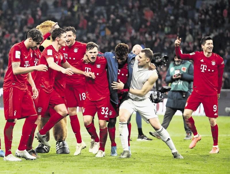 Bivši bančni uslužbenec prerodil Bayern