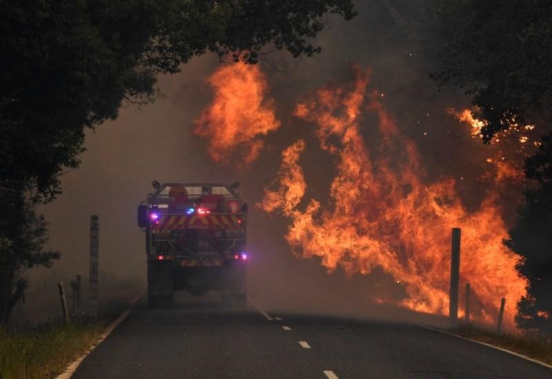 Avstralija se pripravlja na katastrofo zaradi požarov