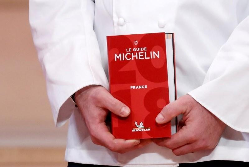 Michelin končno tudi v Sloveniji