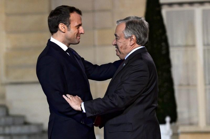 Guterres: V Siriji zajeti tuji borci IS skupna mednarodna odgovornost