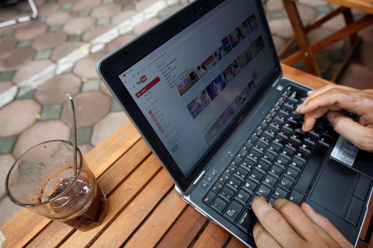 Internet uporablja 54 odstotkov Zemljanov