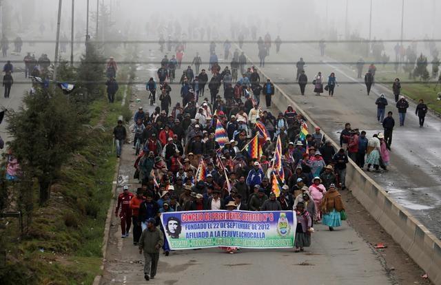 Število ubitih v nasilju v Boliviji se še zvišuje