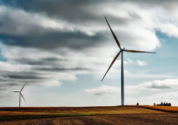 Zaradi vse hitrejšega vetra vse več vetrne energije