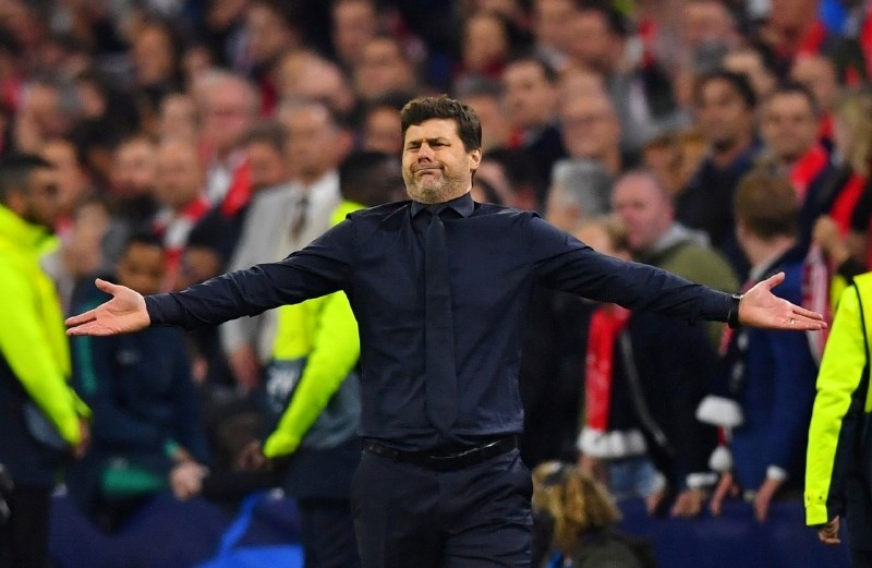 Tottenham odpustil Pochettina